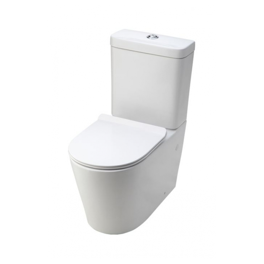 Loft Wall Faced Toilet (EURO)