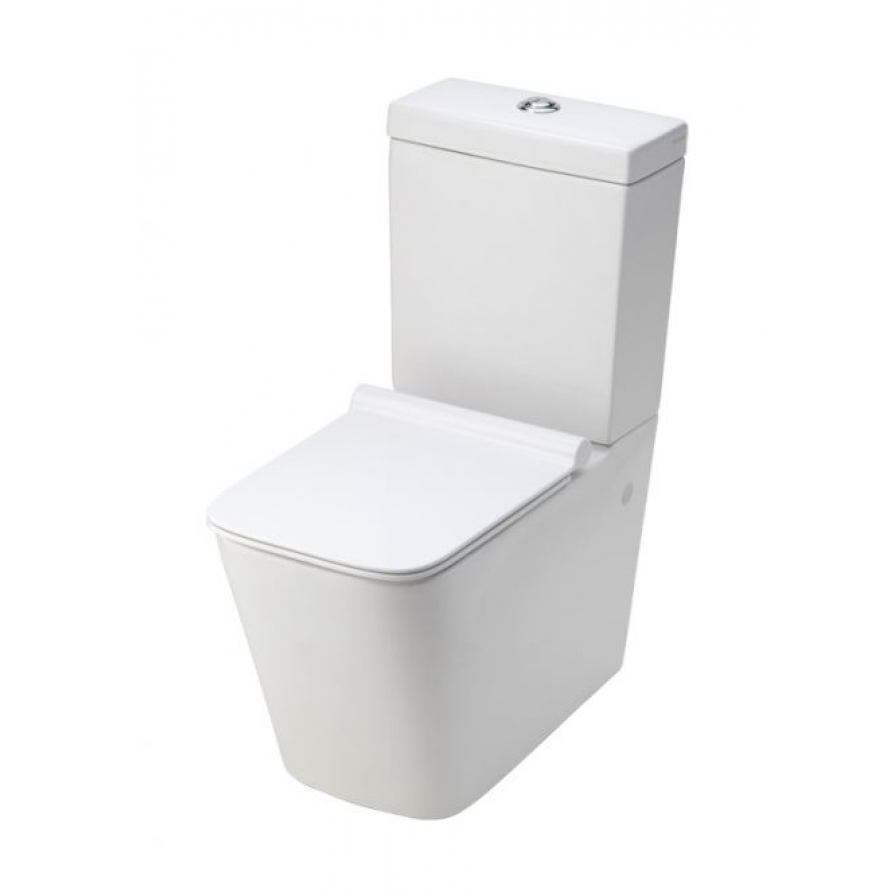 Veloso Wall Faced Toilet ( EURO)