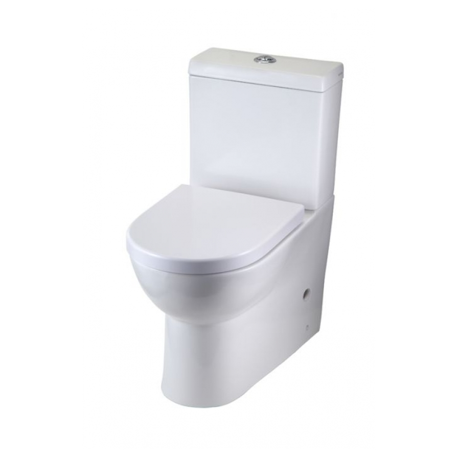 Forme Wall Faced toilet