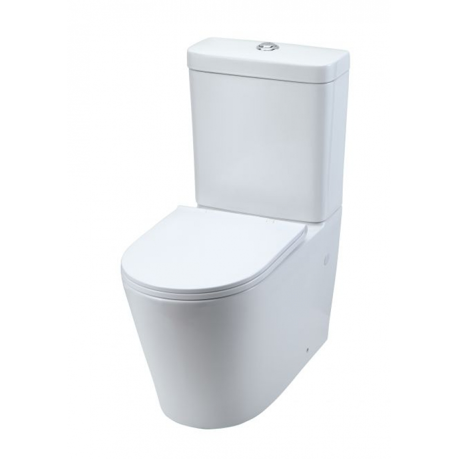 Loft Wall Faced Toilet (Deluxe)