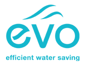 Evo Water Efficient Technology