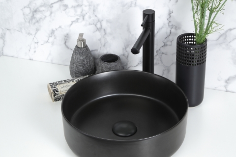 Heirloom launch tapware & basin range