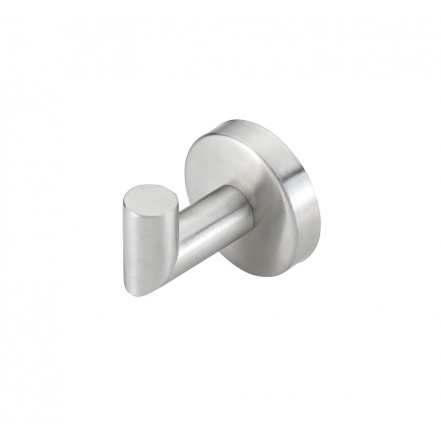 Heiko Brushed Robe hook