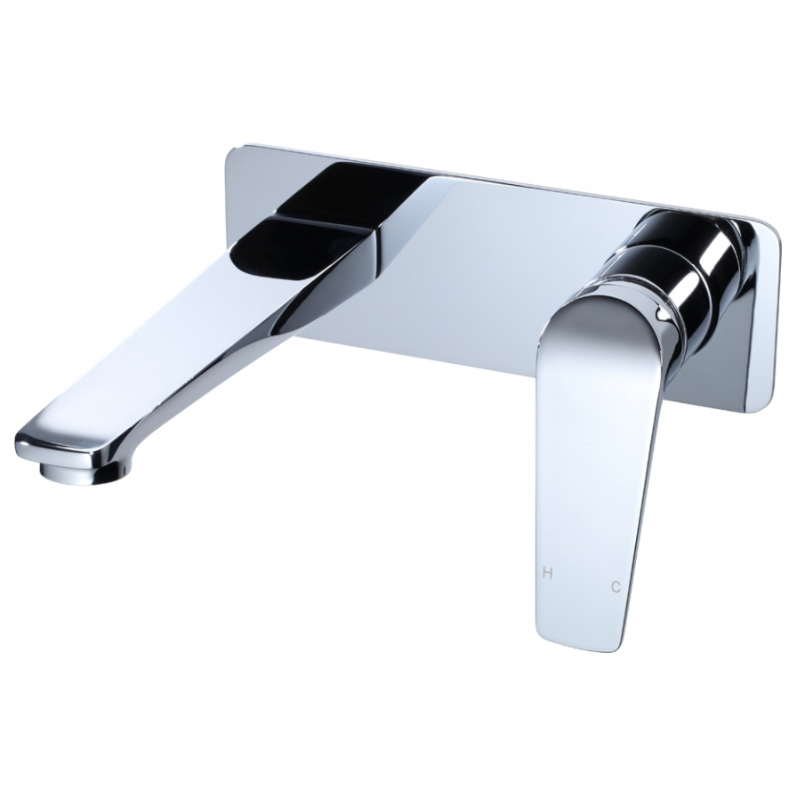 308 Series Wall Basin Mixer