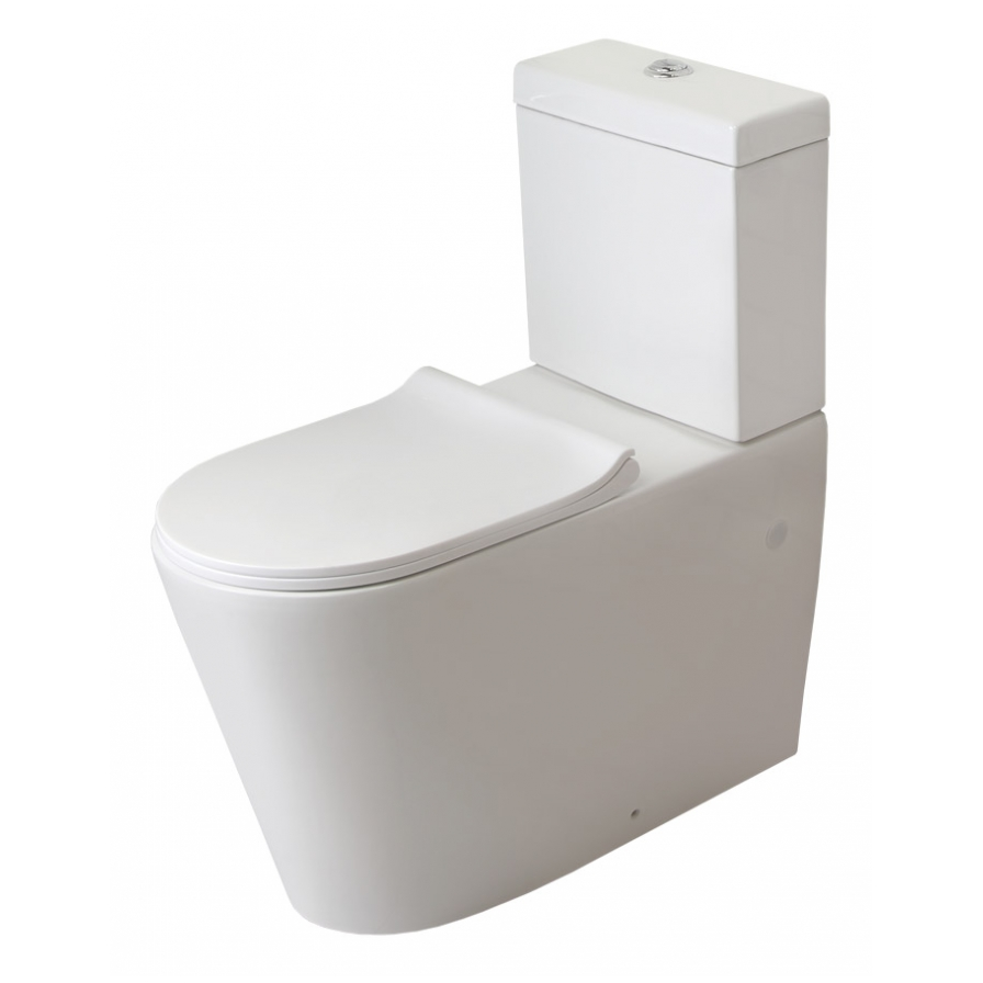 Sentinel Comfort Deluxe Wall Faced Toilet