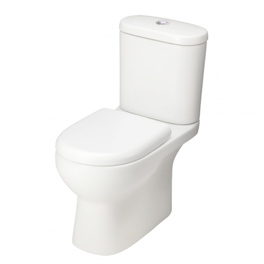 Forme Close Coupled Toilet Suite