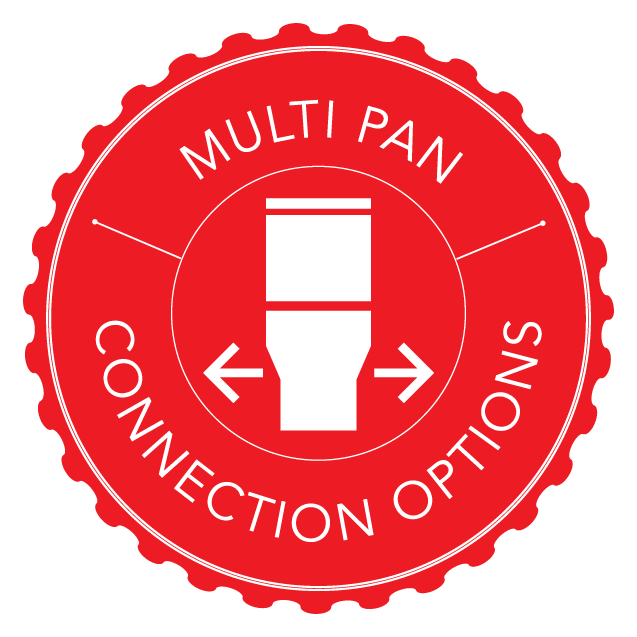 Multi Pan Connections