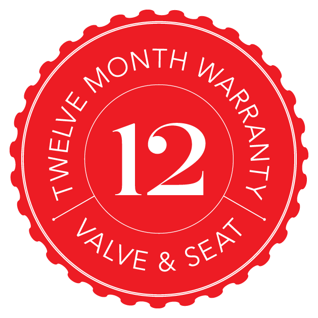 12 Month Sanitaryware Warranty