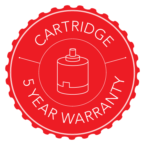 5 Year Cartridge Warranty