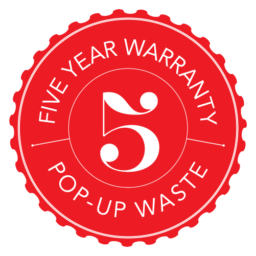 5 Yr Pop Up Warranty