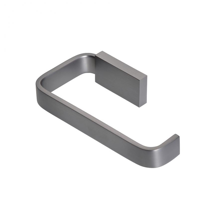 Podium Toilet Roll Holder Gunmetal