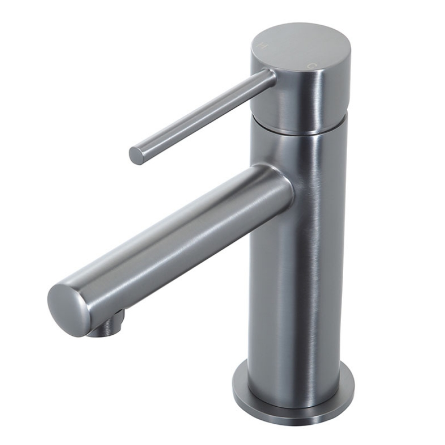 209 Series Basin Mixer Gunmetal