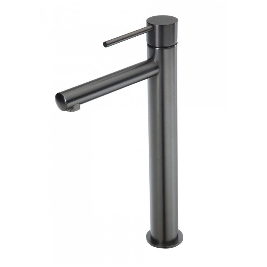 209 Series Tall Basin Mixer Gunmetal