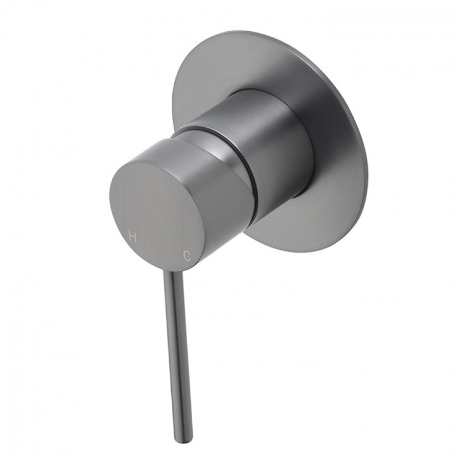 209 Series Shower Mixer Gunmetal