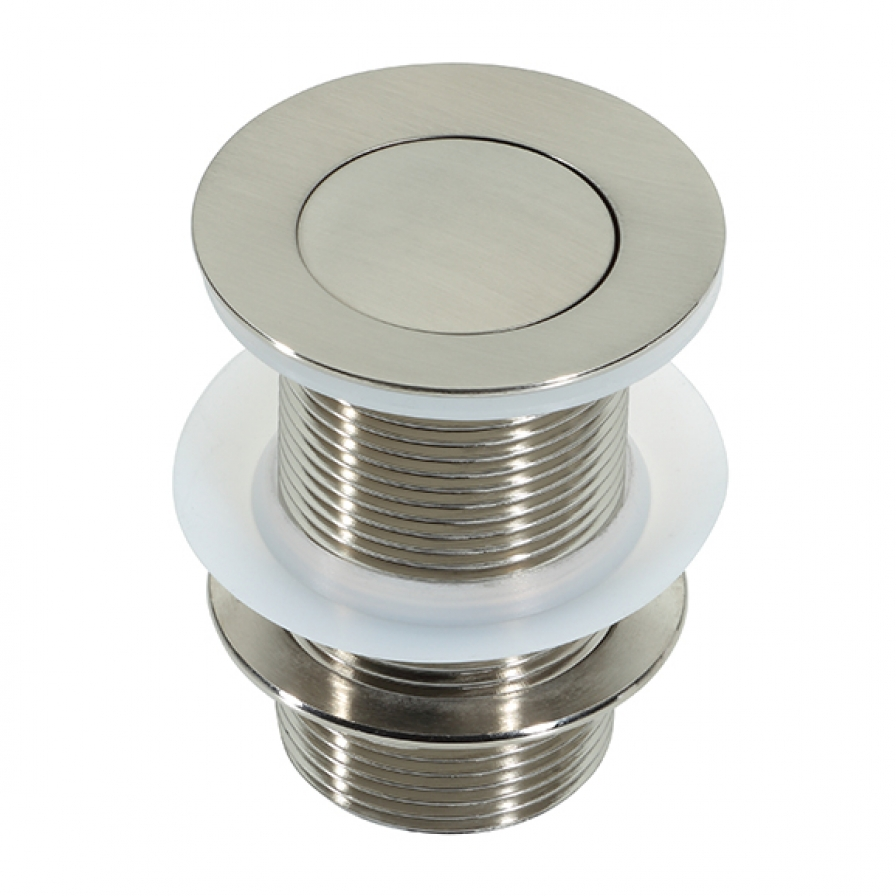 Pop Up Waste 32mm Brushed Nickel