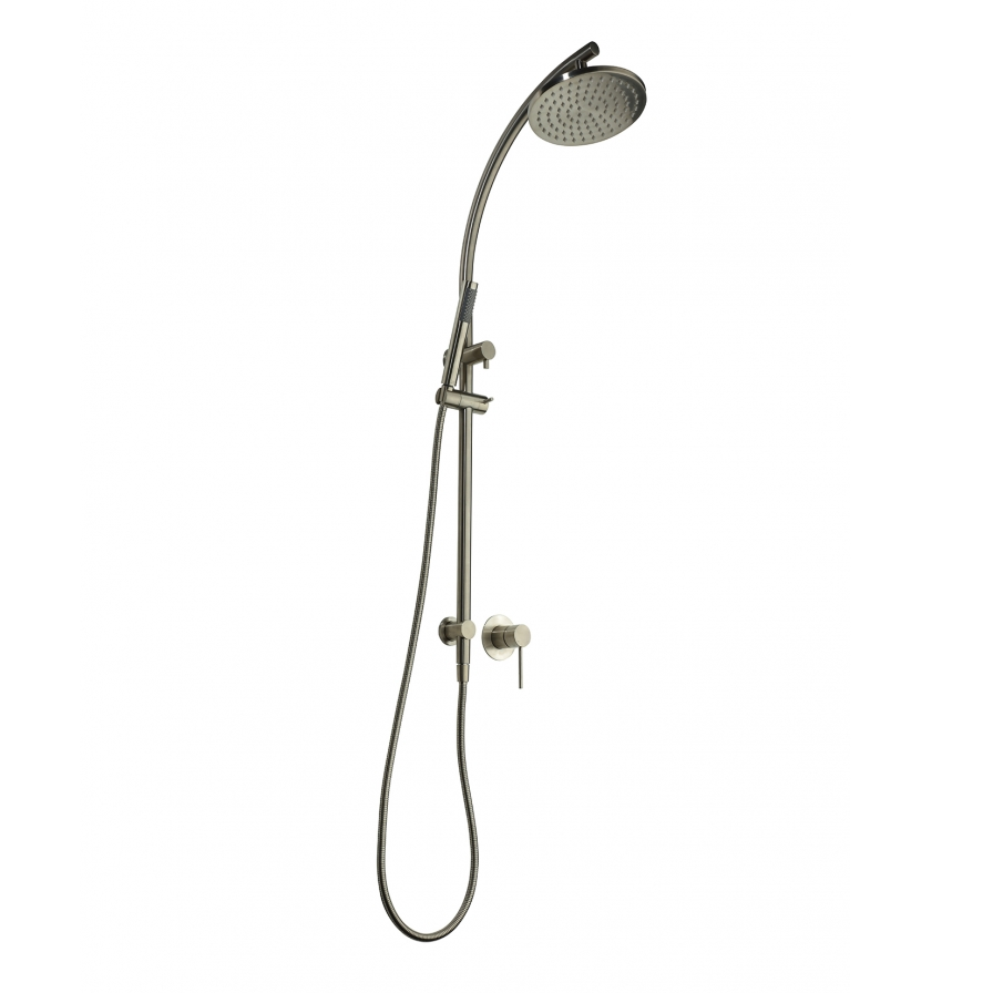 209 Series Dual Shower Brushed Nickel