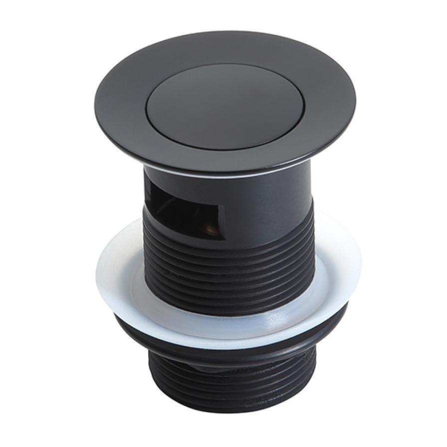 Pop Up Waste 32mm (with overflow) Black