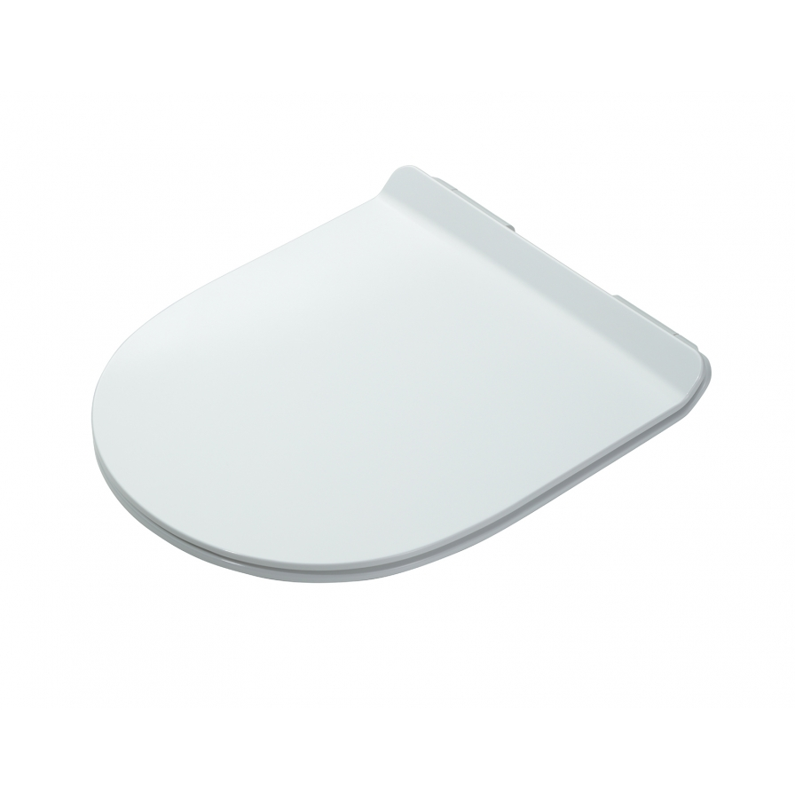 Loft Wall Faced Euro Toilet Seat