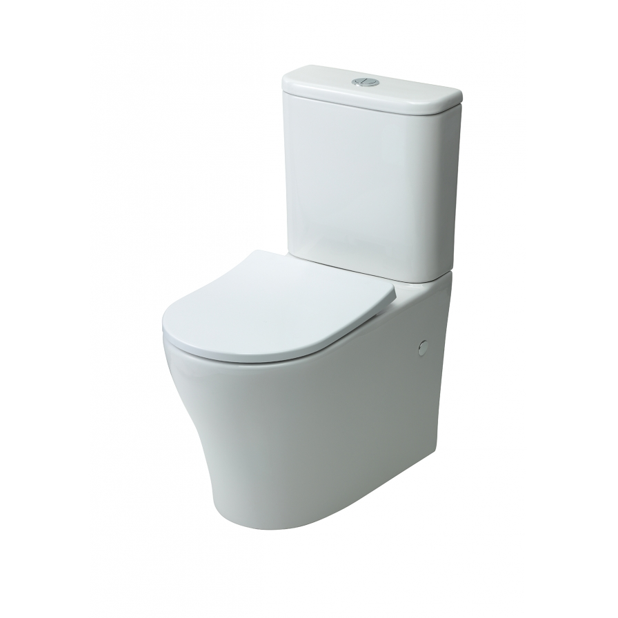 Annex Comfort Wall Faced Toilet