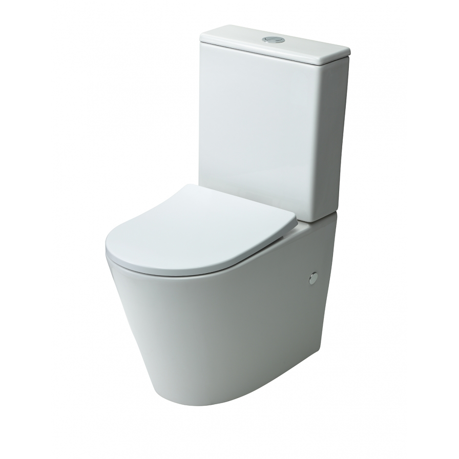 Loft SP Wall Faced Toilet Suite
